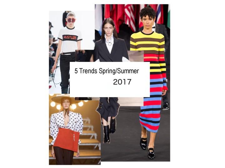 5 Trends Of2017